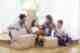 Familie beim Einzug © drubig-photo