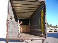 Möbelkoffer - Container innenansicht