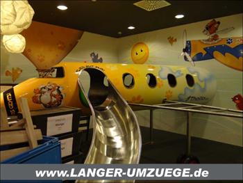 Flugzeugtransport