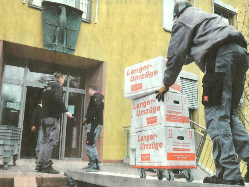 Kreis-Gewerbeamt zieht in die Hofgartenstraße um in Main-Echo 02/2016